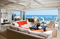 119 Malibu Colony Malibu, CA 90265 Offered at $22,500,000. I think this would work for me!