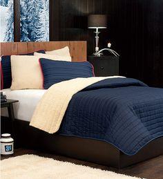 Cobertor Básico Invernal Marino