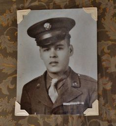 My Abuelo fought in World War II for the United States of America as member of the 65th Infantry Army Regiment.