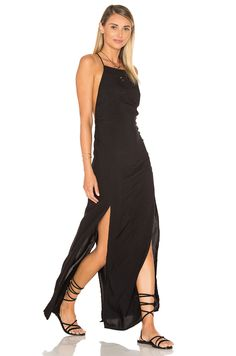 Indah Spark Maxi Dress in Black | REVOLVE