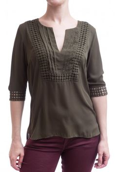 Type 3 Not Just Green Top - $48.97