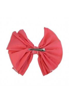 Motique Accessories: 8 Inch Large  Floppy Hair Bow Clip