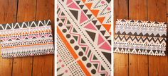 so perfectly geometric. Zine, Wraps, Gift Wrapping, Paper, Projects, Gifts, Inspiration, Patterns, Top