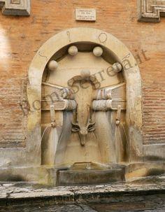 Fontana dei Libri, Roma, sito internet interessante su Roma segreta