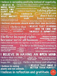 39 Personal Philosophy Portraits Ideas Manifesto Life Philosophy Words