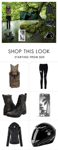 """""""Saving Zach and Gray Mitchell from the Indominus Rex"""" by teenglader on Polyvore featuring Miss Selfridge, Frye, Zero Gravity and Kawasaki"""