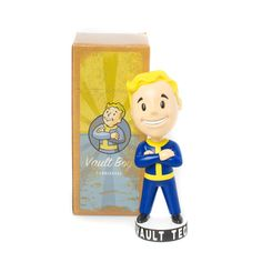 #FandomFriday: 20 Best #Fallout Merchandise to Whet Your Appetite for #Fallout4 - Vault Boy Bobble Head