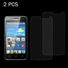 [$1.16] 2 PCS 0.26mm 9H+ Surface Hardness 2.5D Explosion-proof Tempered Glass Film for Huawei Ascend Y511