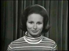 Nicoletta Orsomando Annunciatrice RAI anni sessanta settanta