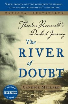 What a great read... a post presidential history of Roosevelt's exploration of an unknown river in the Amazon. This man REALLY lived life.   I listened to the audiobook in my car over two weeks of communting. Downloaded it for free to my little Sansa Clip mp3 player from my library's Overdrive account!