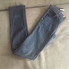 J brand jeans Great condition. W some stretch. 33.5 inseam J Brand Jeans