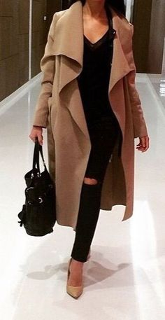 9157c44db46 48 The Best Trench Coat Styles Ideas You Must Try This Fall Season