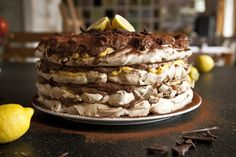 Kitchenette, Meringue, Tiramisu, Baking, Cake, Ethnic Recipes, Food, Merengue, Bakken