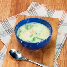 Caldos Light, Sopas Low Carb, Healthy Meal Prep, Healthy Recipes, Tasty Videos, Light Recipes, Food And Drink, Yummy Food, Favorite Recipes
