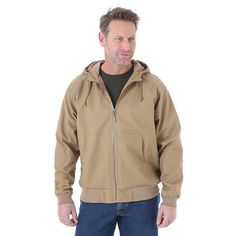 Wrangler Men's Riggs Workwear Workhorse Jacket (Size: