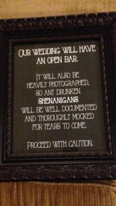 This is hilarious, and the heavily photographed part will be very true for my family