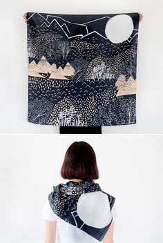 furoshiki from The Link Collective // jojotastic.com