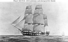USSCumberland1842.jpg (JPEG Image, 740×460 pixels)