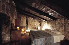 Cave Hotels in Italy—Sextantio Albergo Diffuso