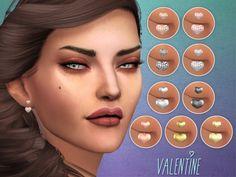 Valentine Ear Jackets at Giulietta • Sims 4 Updates