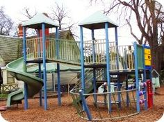 Oliver's Garden Café :: Moonee Ponds :: Playground on Site - High Chairs - Kids Eats -Mother's Groups Welcome - Kids Parties