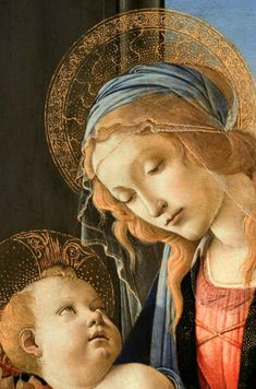 The Madonna of the Book, 1483 Sandro Botticelli