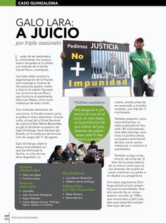 Caso Quinsaloma: Galo Lara a Juicio por triple asesinato