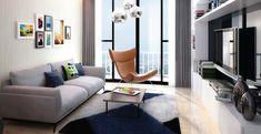 Thiết kế căn hộ chung cư HC golden city 319 Bồ đề