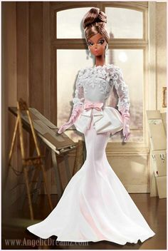 2012 Barbie BFMC Silkstone, Evening Gown Barbie Doll AA (Pre Order Item. Arriving June 18th)