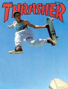 Thrasher July 1986