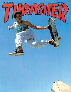 Thrasher July 1986