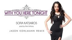 Sofia Katsaros & Alvin Anthony-With You Here Tonight - radionow Formal Dresses, Music, Black, Fashion, Dresses For Formal, Musica, Moda, Musik, Formal Gowns