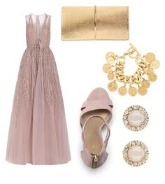 Senza titolo #19 by marzia88 on Polyvore featuring polyvore, fashion, style, Elie Saab, Lands' End, Nina Ricci, Kate Spade, Chanel and clothing