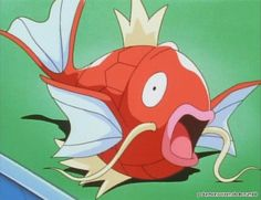 Magikarp | Community Post: 16 Original Pokemon That Would Actually Make Fantastic Pets