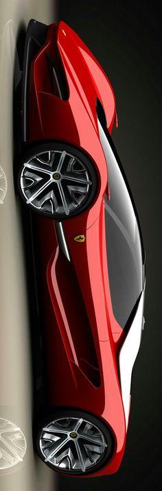 Ferrari Xezri Concept by Levon
