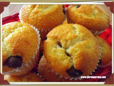 Muffins de conguitos  #recetas #gastronomia  #reposteria