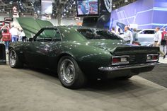 1968 Camaro, Chevrolet Camaro, Tim Allen, Car Colors, Performance Cars, American Muscle Cars, Fast Cars, Cool Cars, Autos