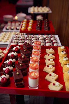 #dessert  Photography: Carla Ten Eyck - carlateneyck.com Event Planning, Design + Flowers: DM Events - dmeventsny.com/  Read More: http://www.stylemepretty.com/2012/02/28/new-york-wedding-by-carla-ten-eyck-dm-events/