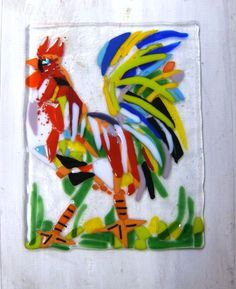 Rooster by Kathy