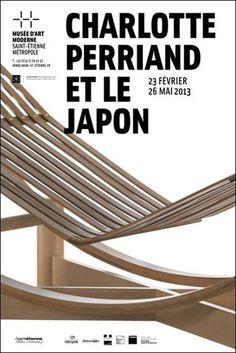 Exposition Charlotte Perriand et le Japon au Musée d'art Moderne et Contemporain de Saint-Etienne - 2013