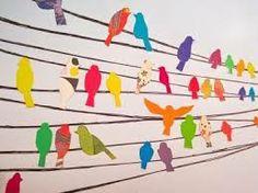 birds cut outs - Recherche Google