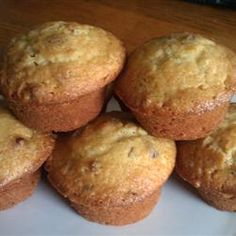 Cranberry Muffins - in place of dinner rolls at Thanksgiving?  Allrecipes.com