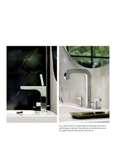 Hansgrohe håndvaskarmatur. #Hansgrohe #Axor #bathroom #armatur #vvscomfort