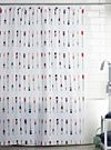 Paddles shower curtain | Simons Maison | Shop Fabric Shower Curtains Online in Canada | Simons