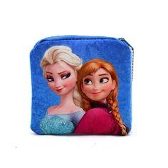 New 2016 Kawaii Cartoon Elsa The First Children Plush Coin Purse Zip Change Purse Wallet Kids Girl Women For Gift♦️ SMS - F A S H I O N  http://www.sms.hr/products/new-2016-kawaii-cartoon-elsa-the-first-children-plush-coin-purse-zip-change-purse-wallet-kids-girl-women-for-gift/ US $1.04