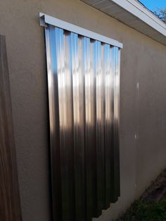 Storing Metal Hurricane Shutters For The Home In 2019
