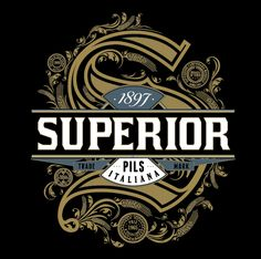 SUPERIOR / BEER PACKAGING by Luca Uboldi