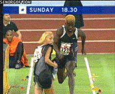 Crossing a Triple Jump lane during a competition http://ift.tt/2nLa4ye Love #sport follow #sports on @cutephonecases