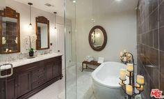 "Elizabeth 72"" Bathroom Vanity by Kitchen Bath Collection #kitchenbathcollection #bathremodel #dreambath #interiordesign #bathdesign #bathroomvanity #bathvanity"