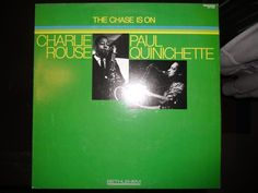 Charlie Rouse / Paul QuinichetteThe Chase Is On-Vinyl/Record from $099 Vinyl Music, Vinyl Records